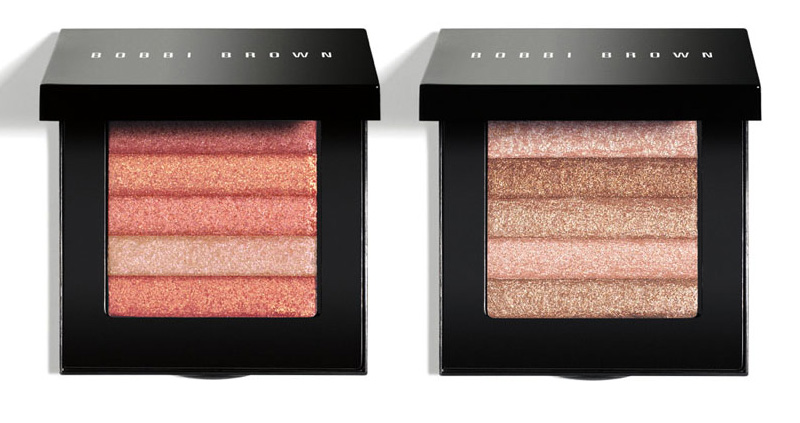 bobbi brown cabana coral spring 2010 shimmerbricks