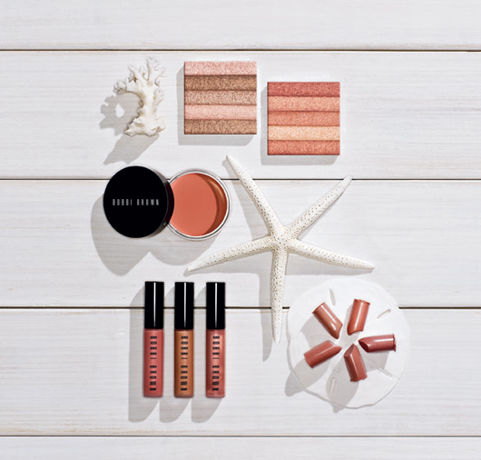 bobbi brown cabana corals spring 2010