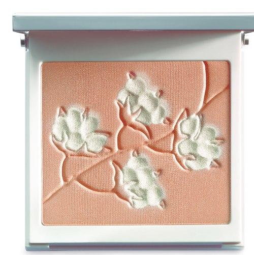 clarins spring 2010Clarins Cotton Flower Face Palette
