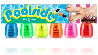 poolside  collection by china glaze summer 2010 1