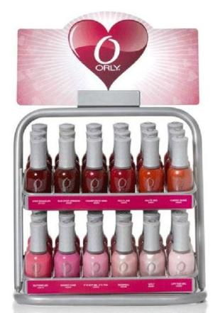 valentine collection by orly