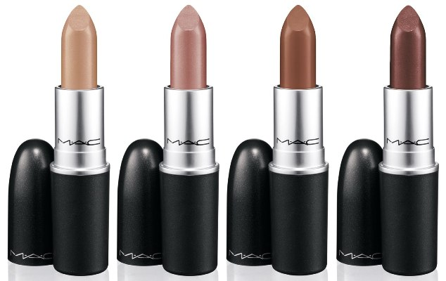MAC All Ages, All Races, All Sexes lipsticks