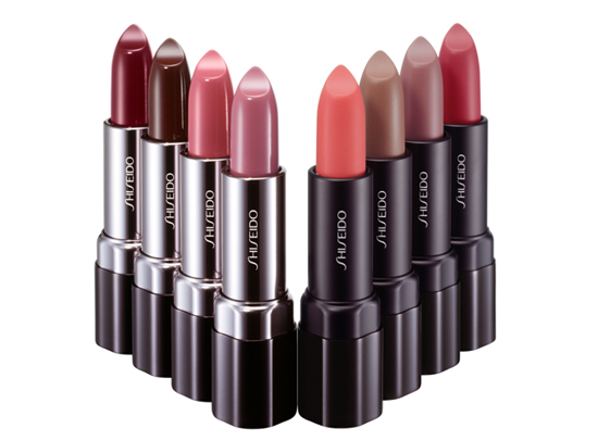 Perfect Rouge Tender & Perfect Rouge Glowing Matte Lipsticks Shiseido