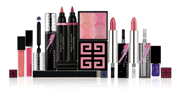 givenchy spring 2010 makeup collection new impressions products