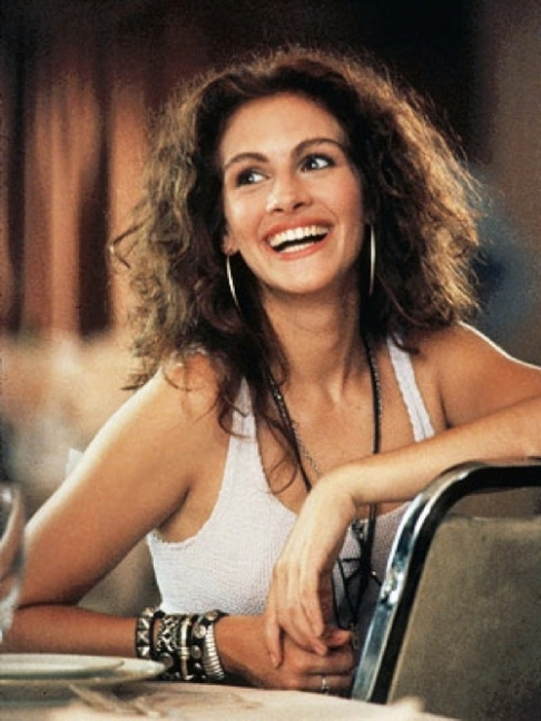julia roberts pretty woman images. Julia Roberts for Lancome and