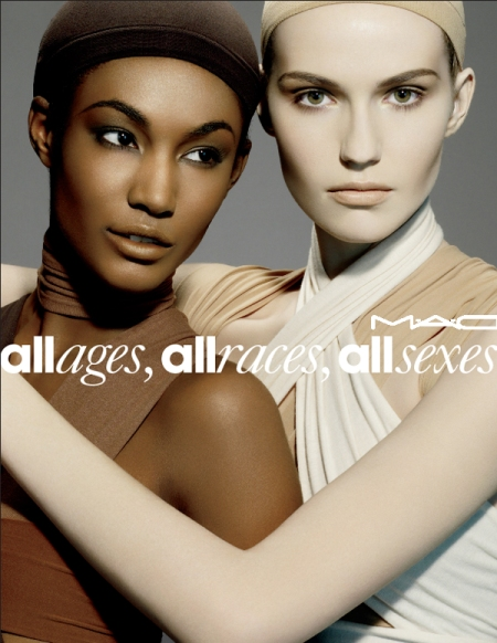 mac all ages all races all sexes spring 2010 collection