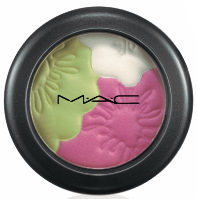 mac in lillyland spring 2010 collection Pearlmatte Eyeshadow
