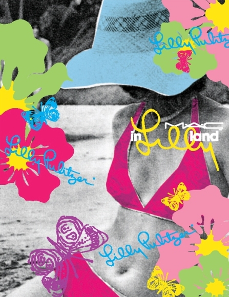 mac in lillyland spring 2010 collection