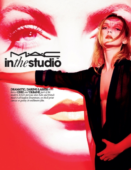 mac in the studio collection spring 2010