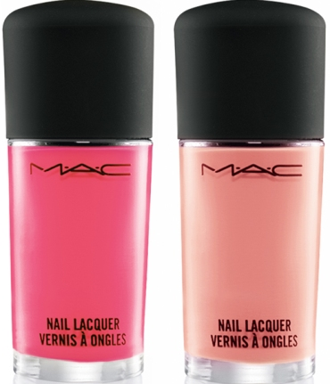 mac lillyland collection spring 2010 nails