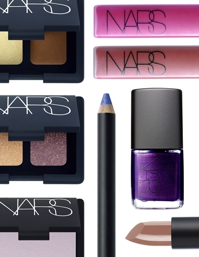 nars spring 2010 makeup collection products