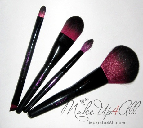 lancome deluxe brushes set review and photos  makeup4all