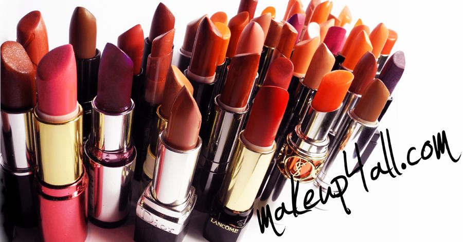 Makeup4all Lipsticks