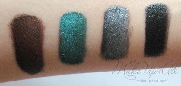 Imagic professional cosmetics 12 flash color case