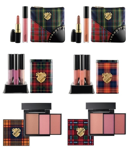 MAC A Tartan Tale Collection MAC A Tartan Tale Collection new photo