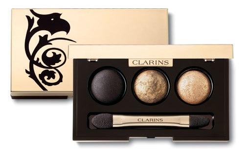 Коллекция Barocco от Clarins осень-зима 2010-2011.