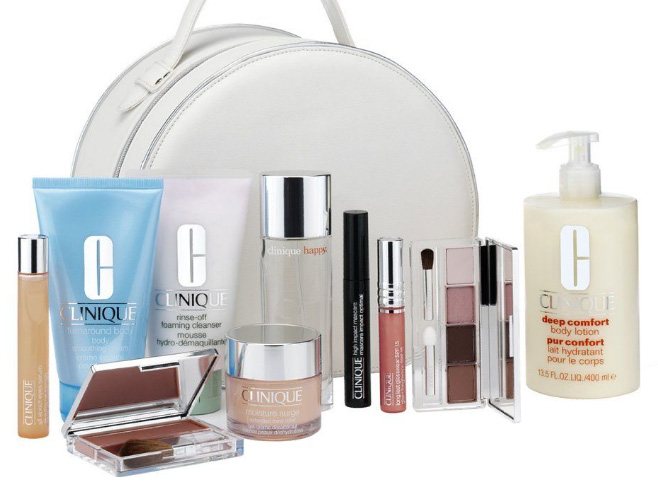 Clinique Holiday Makeup Gift Set