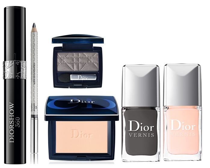 The Dior Makeup Collection for Spring 2011: Grey Montaigne