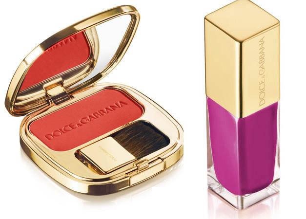 Dolce & Gabbana Italian Summertime Makeup Collection for Summer 2011