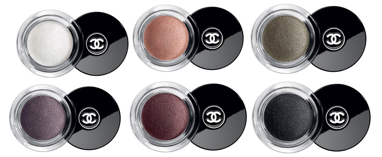Chanel Cream Eye Shadows : MakeUp4All