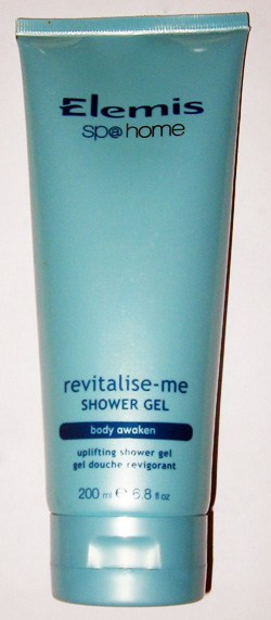 Elemis revitalise me shower gel review and photos makeup4all - Elemis shower gel ...