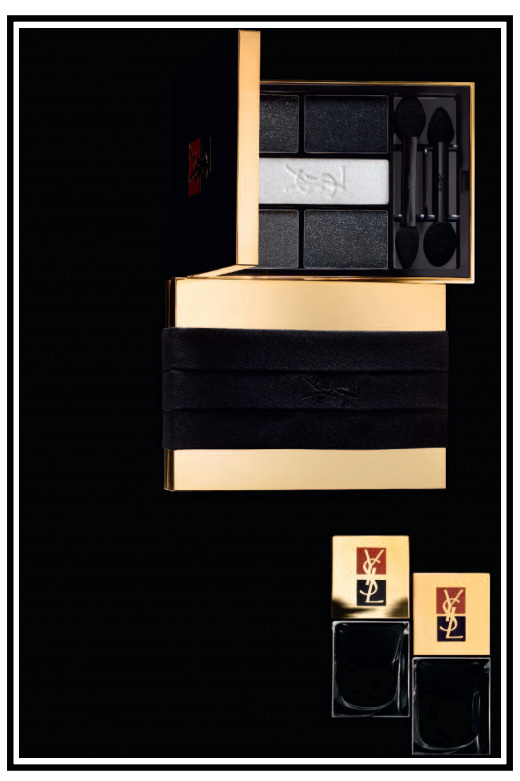yves saint laurent makeup collection for holiday 2011 makeup4all. Black Bedroom Furniture Sets. Home Design Ideas