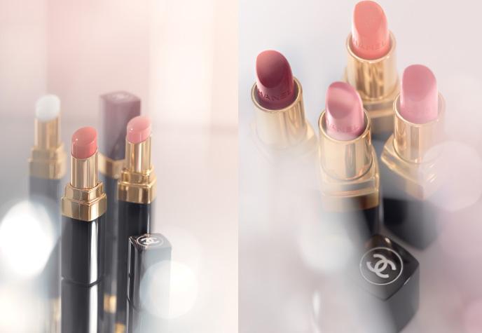 Коллекция макияжа chanel весна-лето 2012 brandgid.