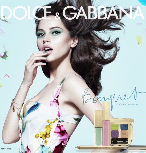 Spring and Summer 2012 Makeup Collections: Dolce & Gabbana ...