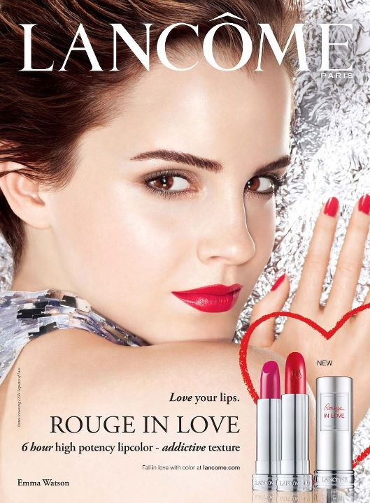 Spring 2012 Lipsticks: Lancome Rouge in Love and Dior ...