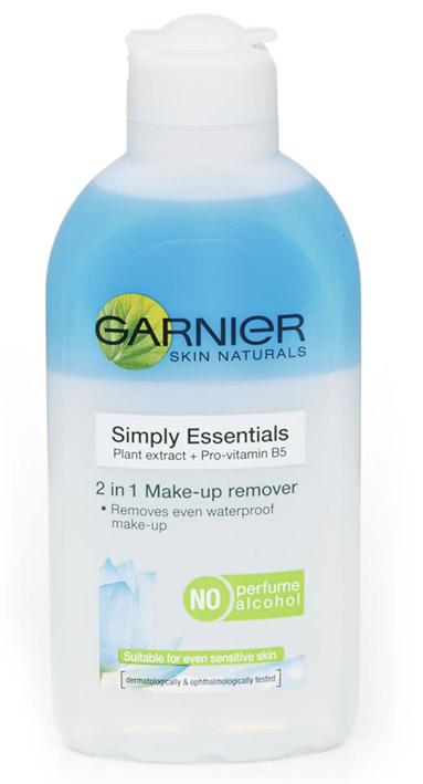 Garnier eye makeup remover review