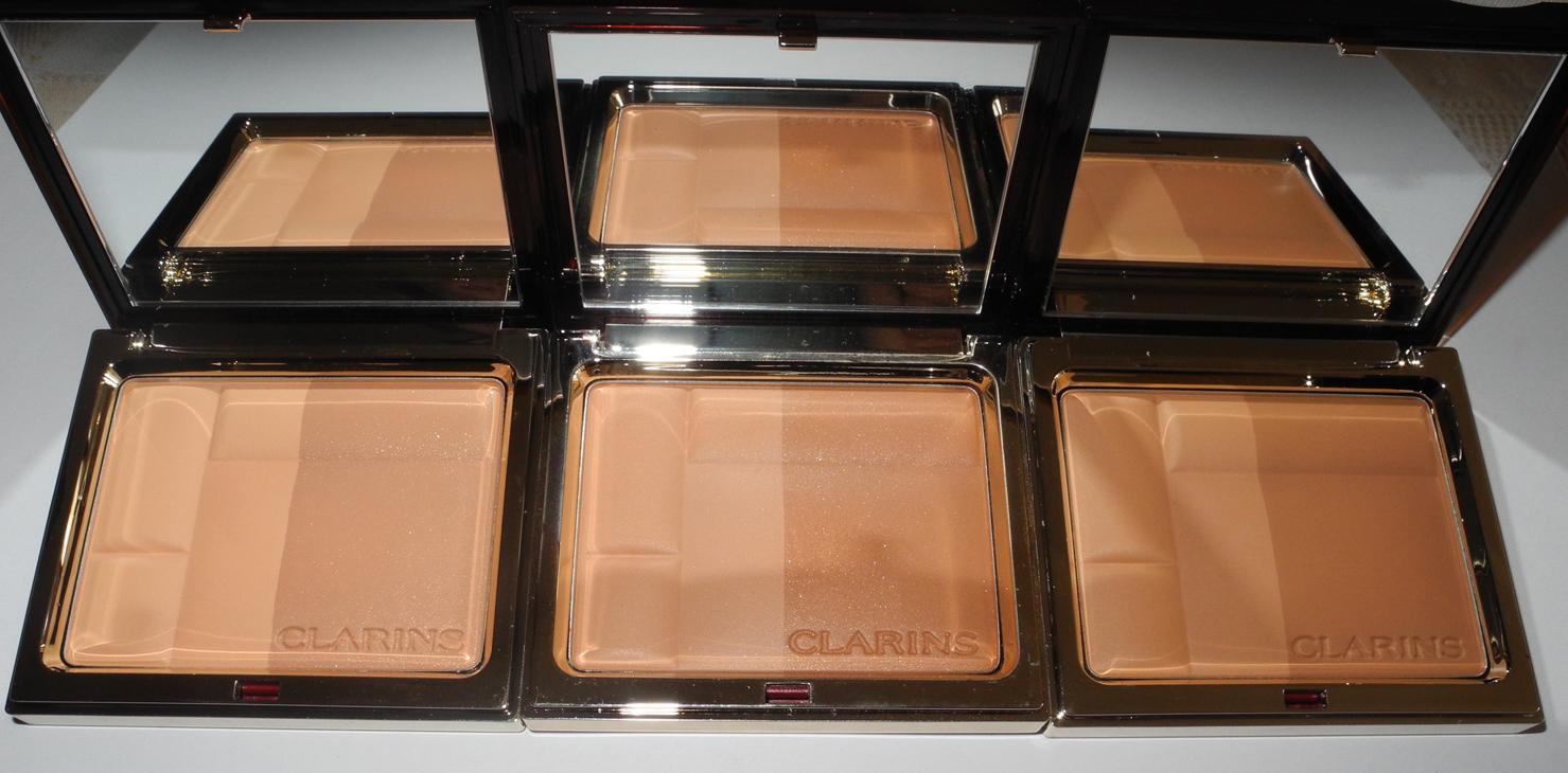 Clarins Bronzing Duo Spf 15 Mineral