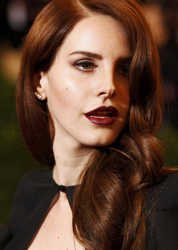 Beauty Inspiration Dark Lips Makeup4all