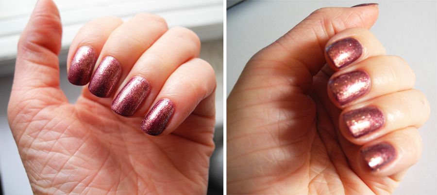 Nails Of The Day: Orly Nail Laquer in Rock The World | MakeUp4All