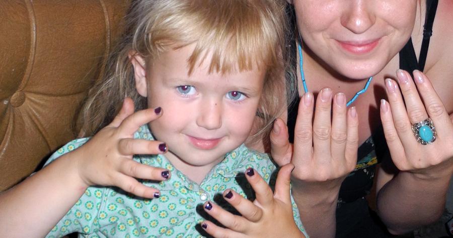 Nail Polish For Kids | MakeUp4All