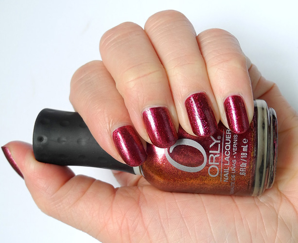 Nails Of The Day: Orly Rock-It Nail Lacquer | MakeUp4All