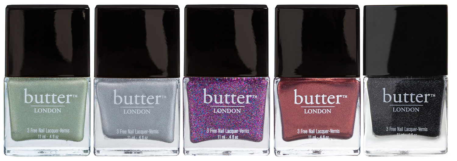 butter LONDON Nail Polish and Lippy Collection for Autumn 2012. Want ...