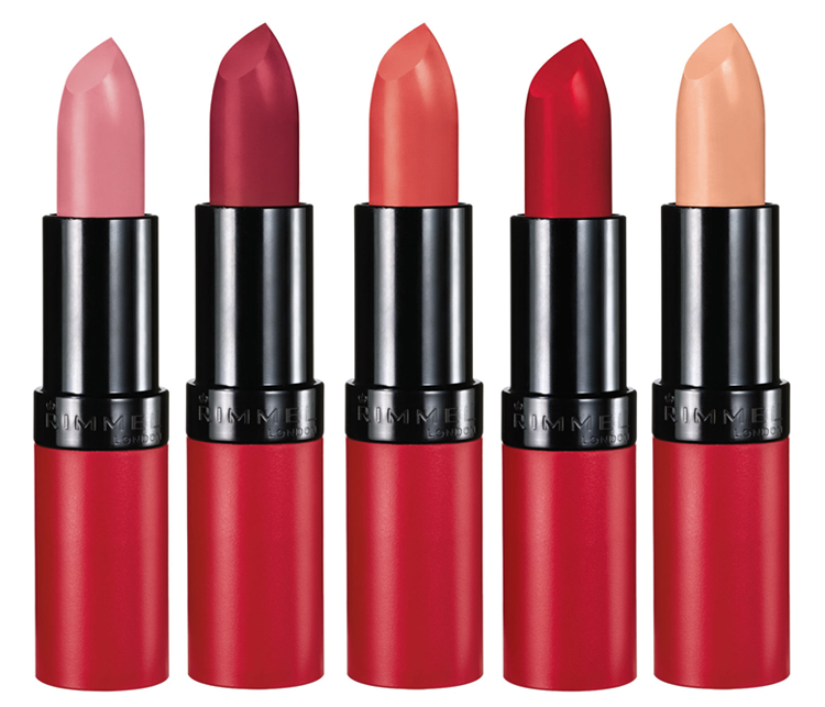 Want It: Rimmel Kate Moss Matte Lipsticks for Autumn 2012 ...