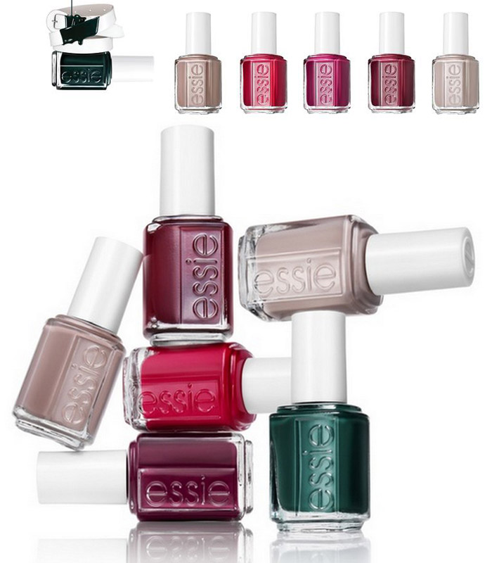 AW 2012 Nail Polish Collections: Essie, Ciate and Le Metier De ...