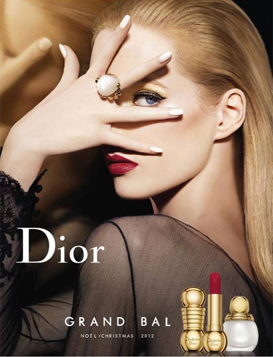Dior Grand Bal Makeup Collection for Christmas 2012 ...