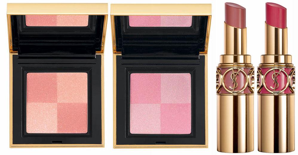 YSL Northern Lights Makeup Collection for Christmas 2012 | MakeUp4All