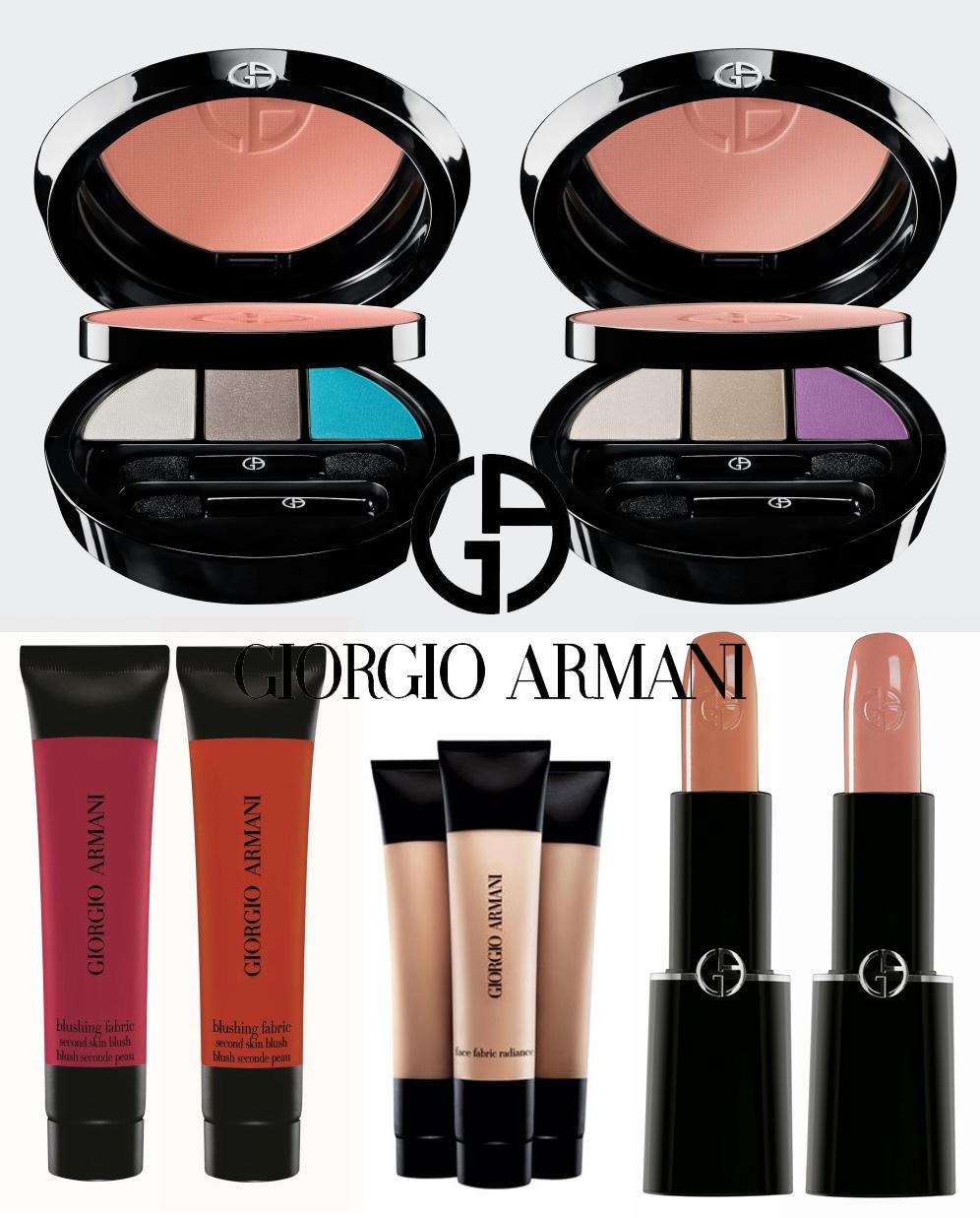 armani pop makeup collection for spring 2013 makeup4all. Black Bedroom Furniture Sets. Home Design Ideas