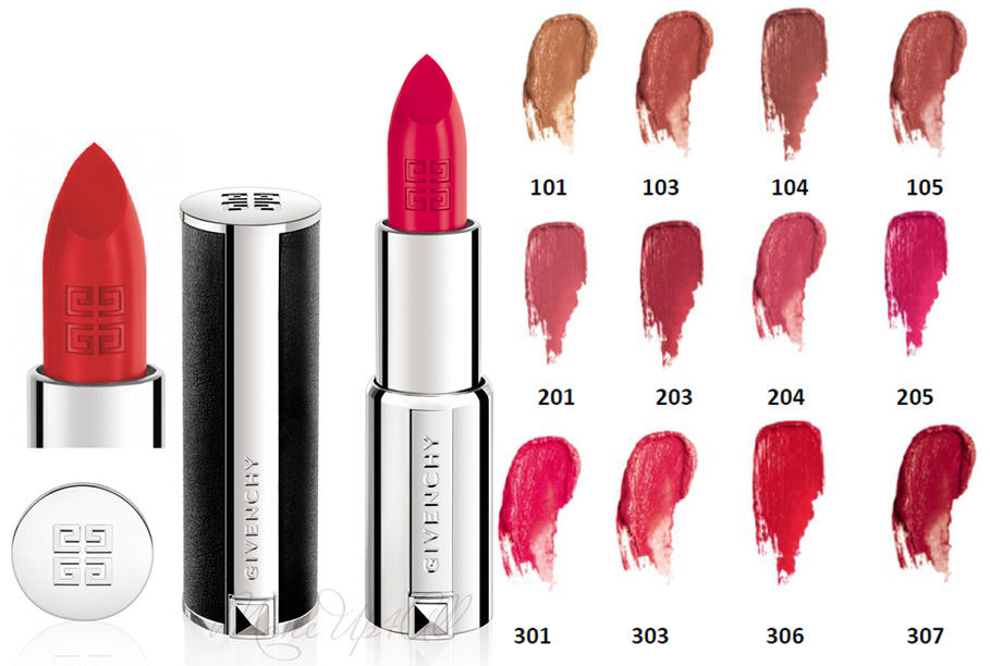 Want it givenchy le rouge lipsticks and les vernis nail polishes makeup4all for Givenchy rouge miroir lipstick