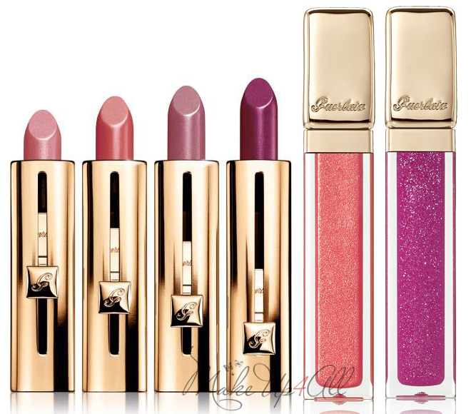 Fashion week Spring guerlain makeup collection for girls