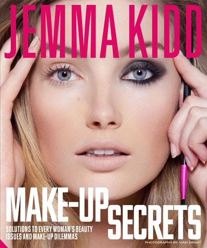 Make-Up Secrets book by Jemma Kidd : MakeUp4All