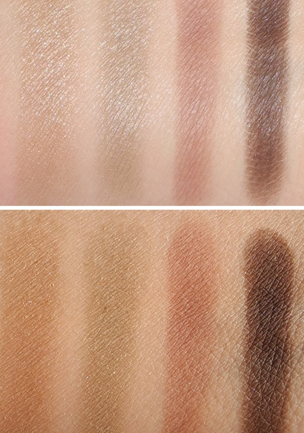 Burberry Complete Eye Palette in Pink Taupe Review and ...