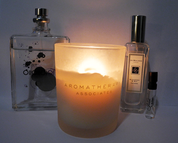 Makeup4all Favourite Perfumes and Candles of 2012