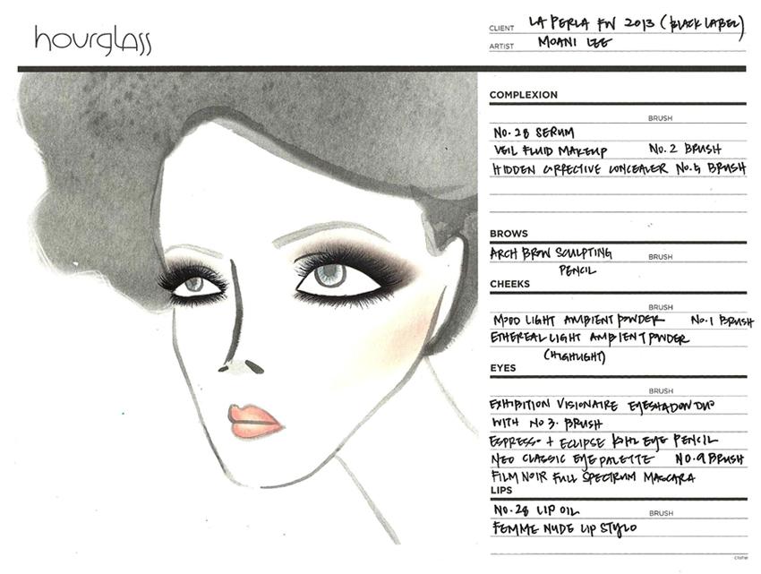 Blue eyes brunette exhibition by troc - 4 3