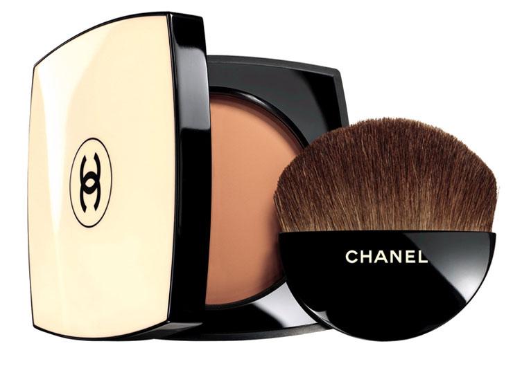 chanel les beiges healthy glow sheer powders for summer 2013 makeup4all. Black Bedroom Furniture Sets. Home Design Ideas
