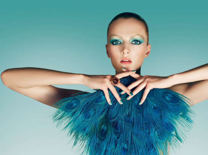 Dior Bird Of Paradise Makeup Collection for Summer 2013