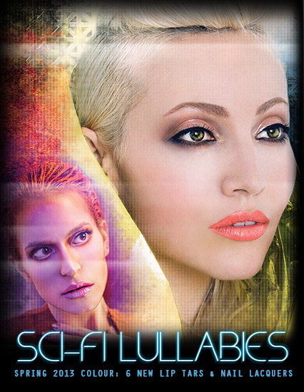 Obsessive Compulsive Cosmetics Sci-Fi Lullabies and ...